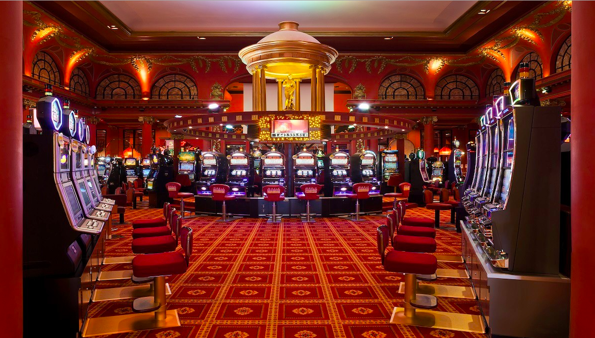casino machines à sous